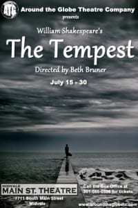 ATG - The Tempest - Poster