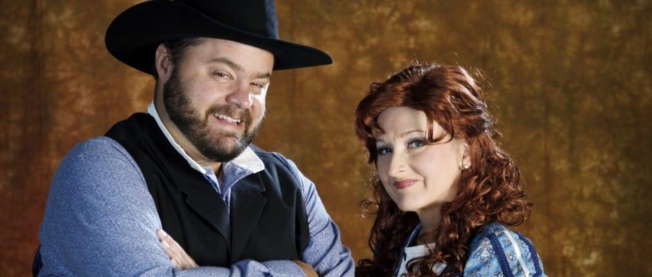 SEVEN BRIDES is a bit uneven at Centerpoint Legacy Theatre