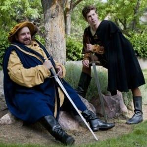 Salt Lake Shakespeare - Henry IV - Image 1