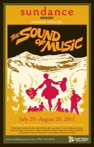 Sundance - The Sound of Music - Poster