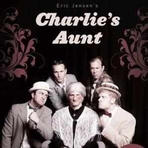 OBT - Charlie's Aunt - Poster