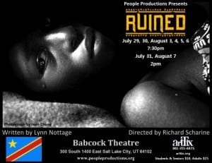 People Productions - Ruined - Poster