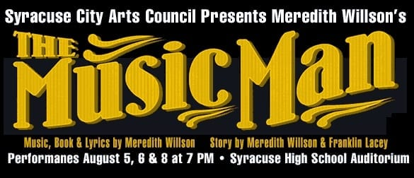 Syracuse - The Music Man - Image 1
