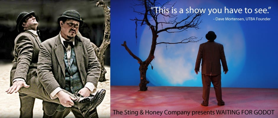 Sting & Honey's WAITING FOR GODOT is simply beautiful