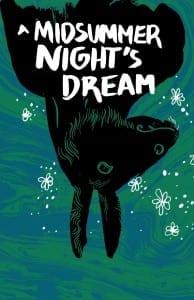 U of U - A Midsummer Night's Dream - Poster