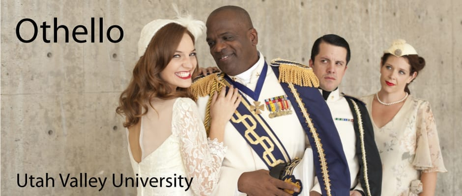 UVU's OTHELLO just might take your breath away