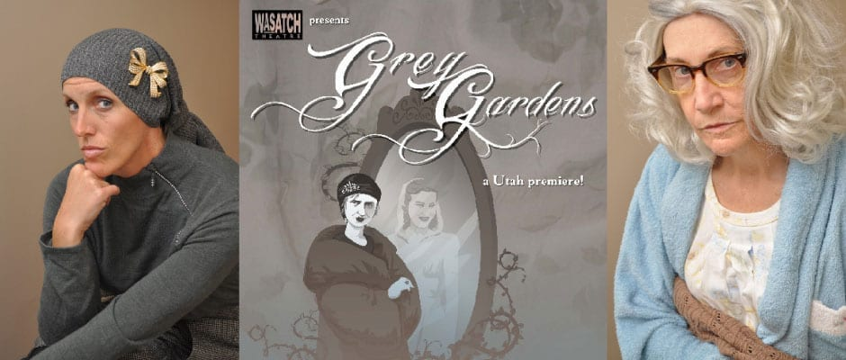 Moments of Light in Wasatch Theatre Company's GREY GARDENS