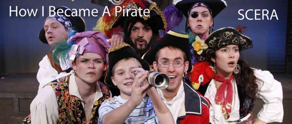 Set sail for SCERA's HOW I BECAME A PIRATE