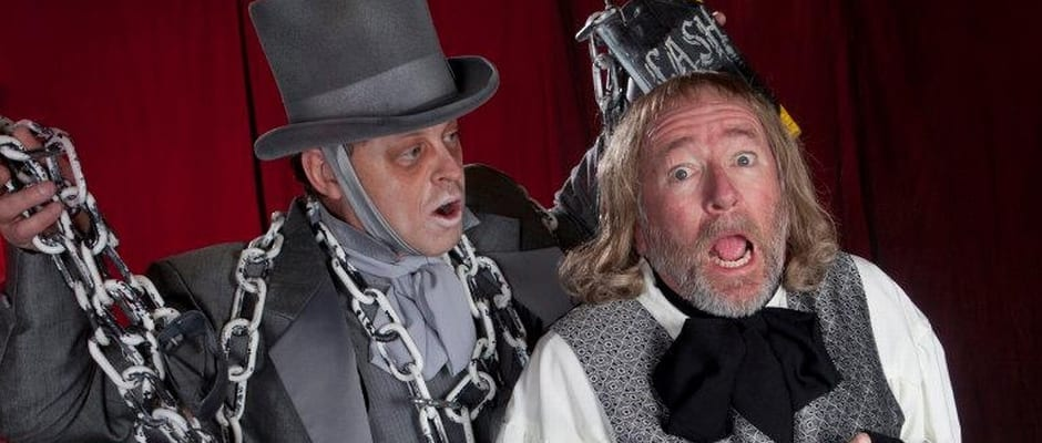 Centerpoint's A CHRISTMAS CAROL is packed with holiday magic