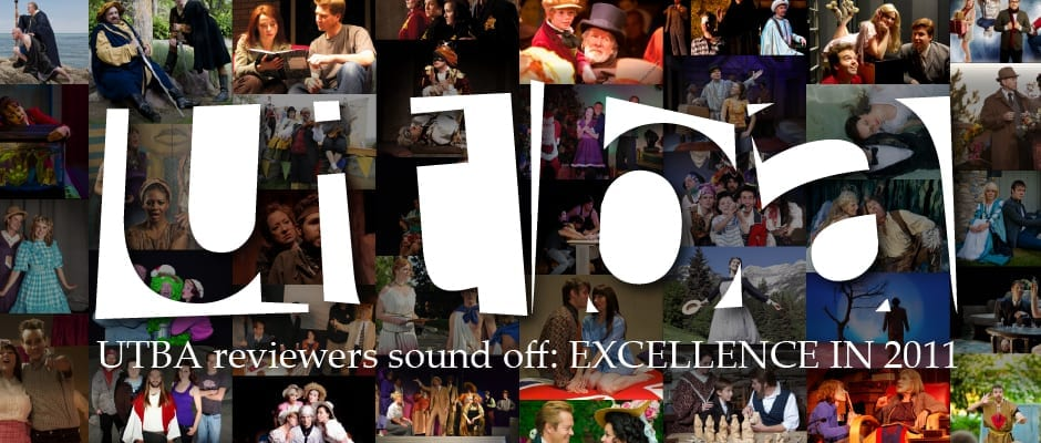 UTBA reviewers sound off: EXCELLENCE IN 2011