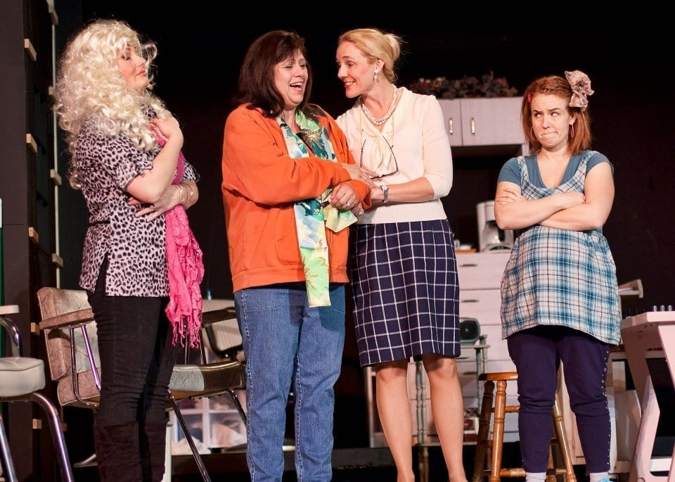 Make STEEL MAGNOLIAS your girls' night out