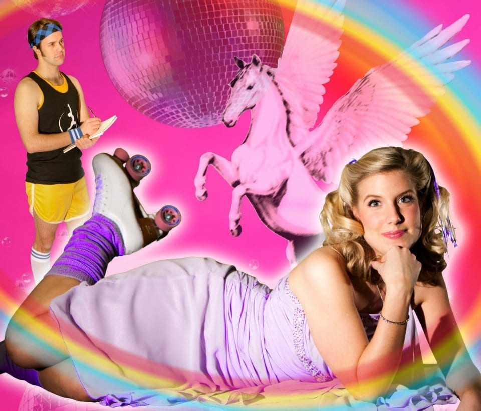 XANADU is the triple crown of musical theater: corn, cheese, and camp