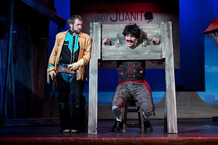 """Photo from """"Who Shot Juanito Bandito"""""""
