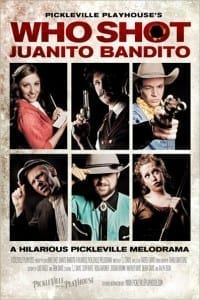 Poster for Who Shot Juanito Bandito