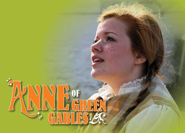ANNE OF GREEN GABLES is short, intimate, sweet