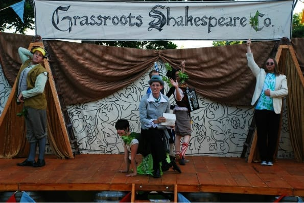 Grassroots's TWELFTH NIGHT is well worth your time