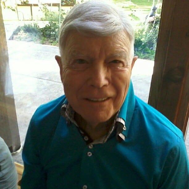 Utah Shakespeare Festival founder Fred Adams