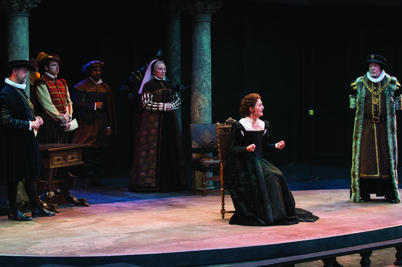 MARY STUART's surprise reign at Utah Shakespeare Festival