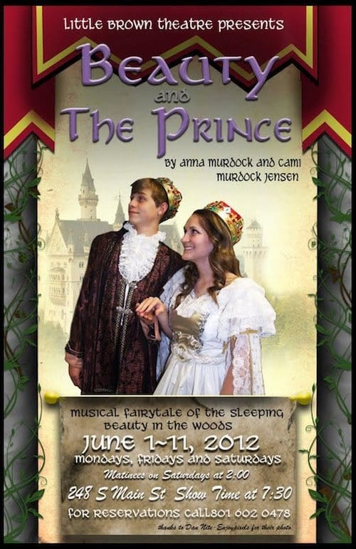 BEAUTY AND THE PRINCE: A play of a hundred years