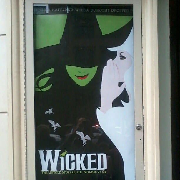 Video: WICKED national tour arrives in Salt Lake City