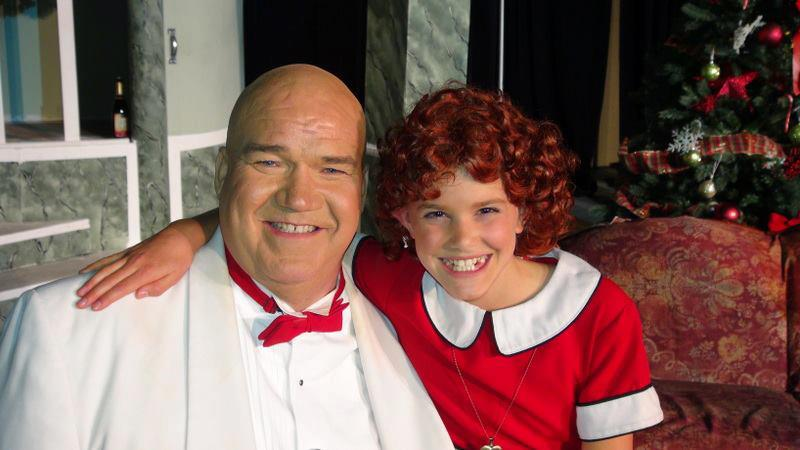 ANNIE in Herriman is a vibrant treat