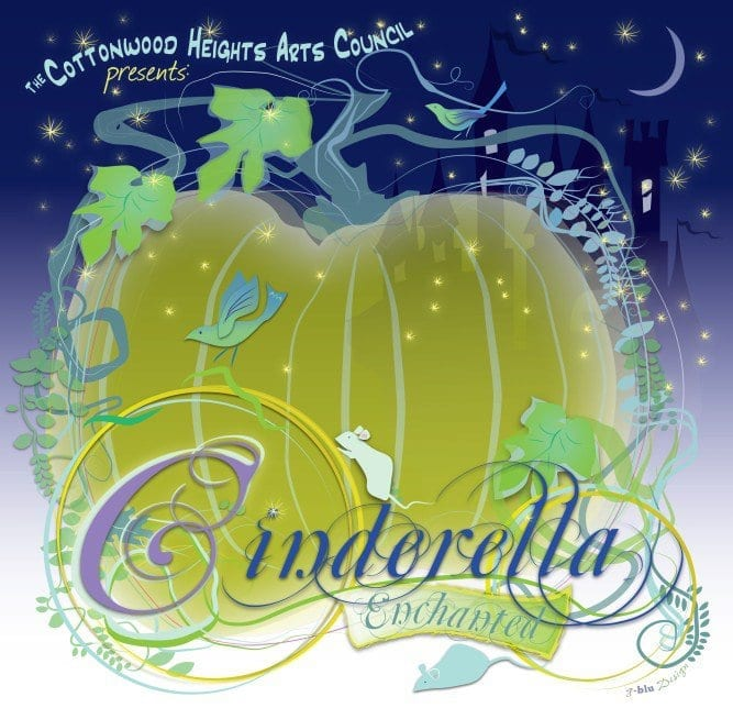Cottonwood Height's CINDERELLA is a lovely, magical night