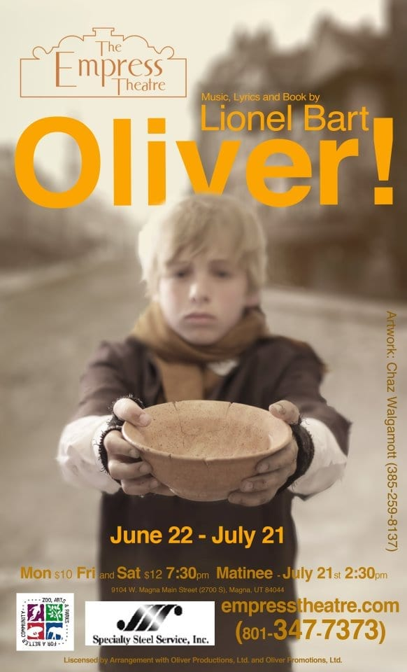 OLIVER! will leave you begging for more
