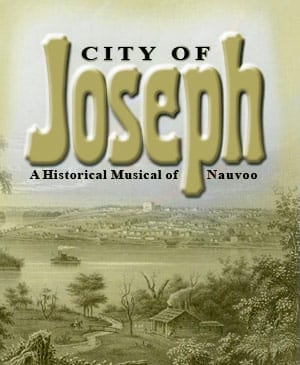 CITY OF JOSEPH is scaled down in size but not in spirit