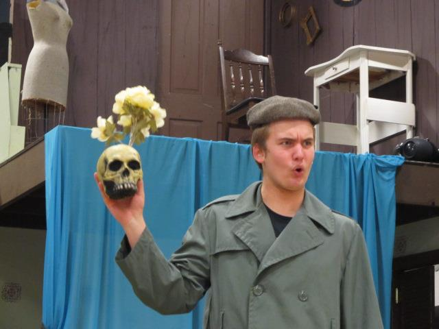 A cute, young COMPLETE WORKS OF SHAKEPEARE (ABRIDGED) in Springville