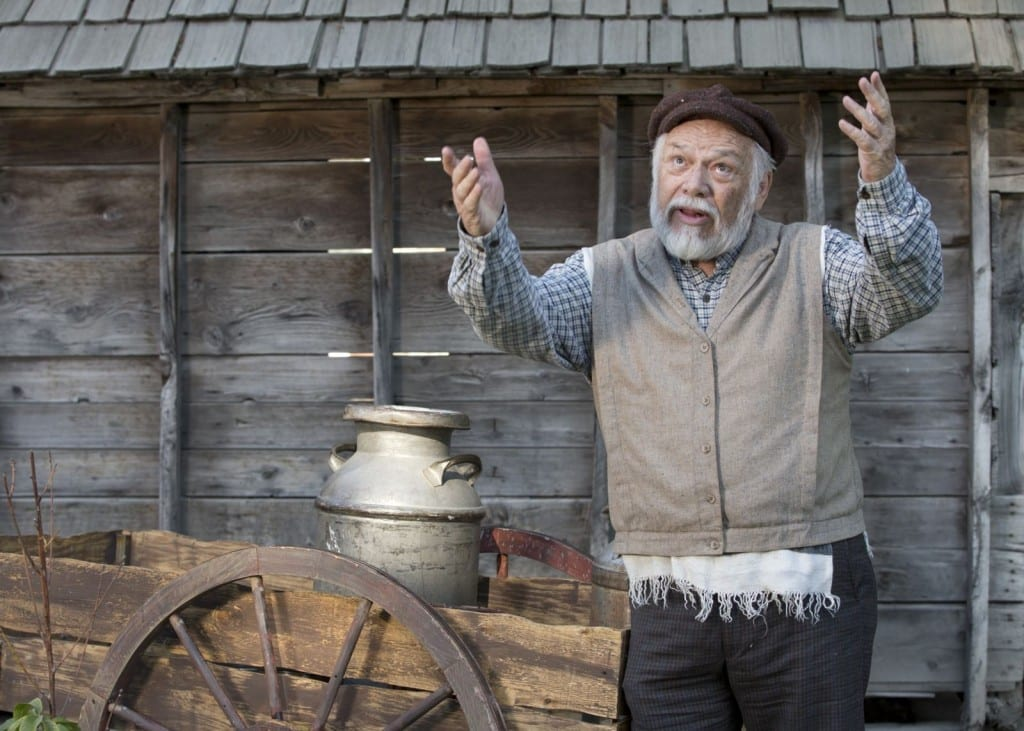 FIDDLER ON THE ROOF: Traditions in motion