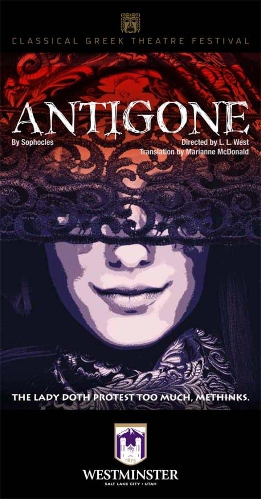 ANTIGONE is new again in 2012