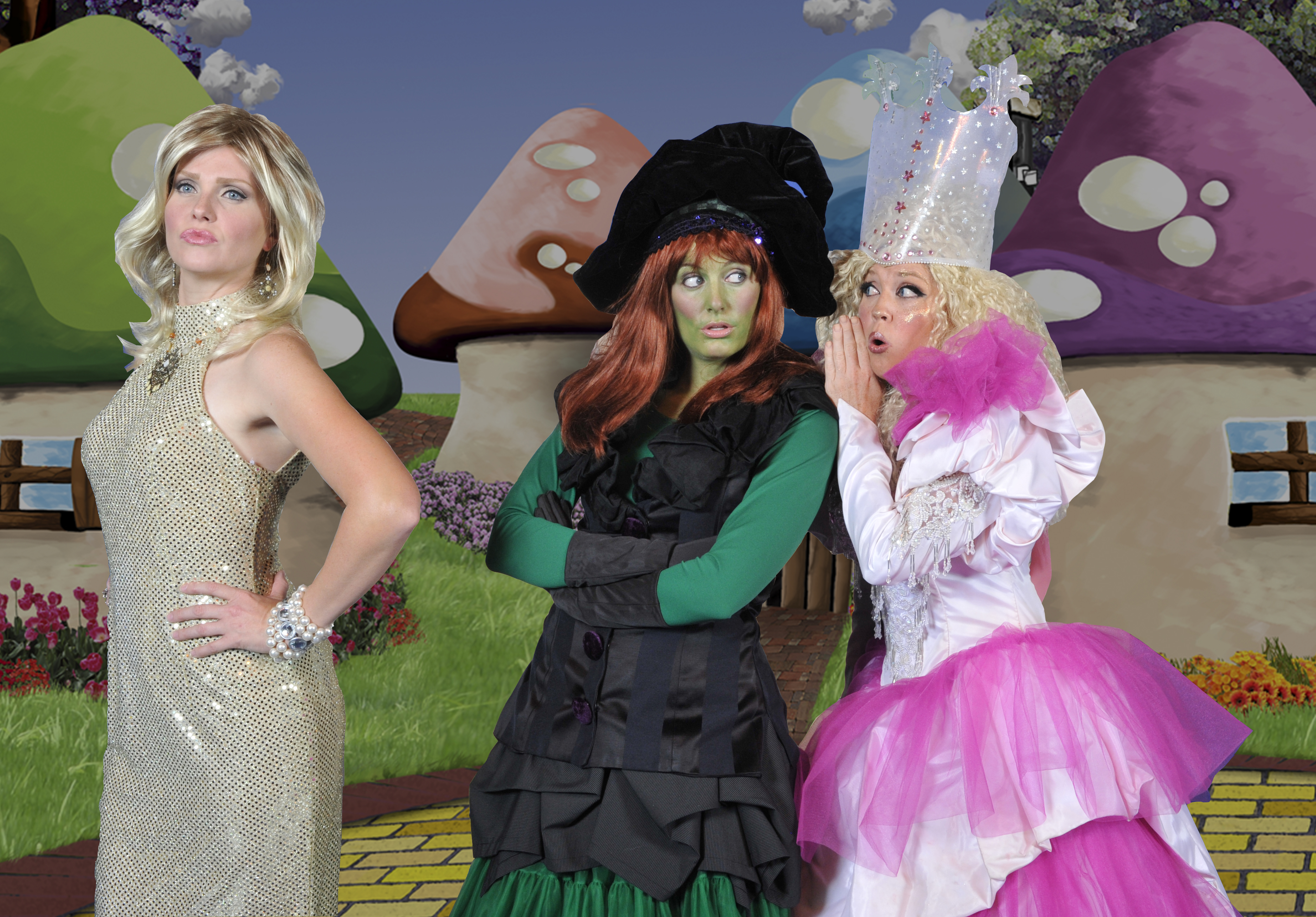 A fun and witty WICKED-ER at Desert Star