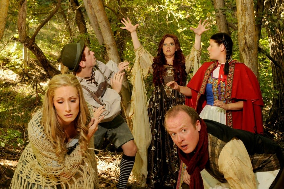 Grand Theatre provides moments in the woods with INTO THE WOODS