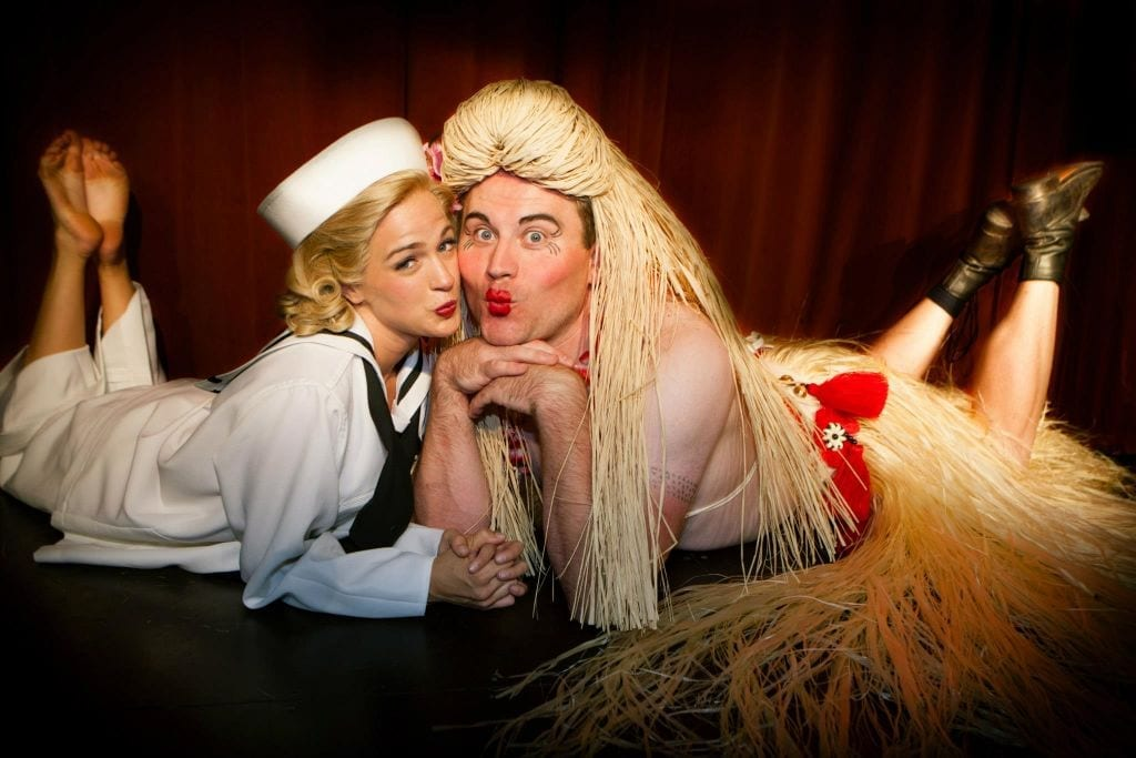 Hale makes message of SOUTH PACIFIC hit home