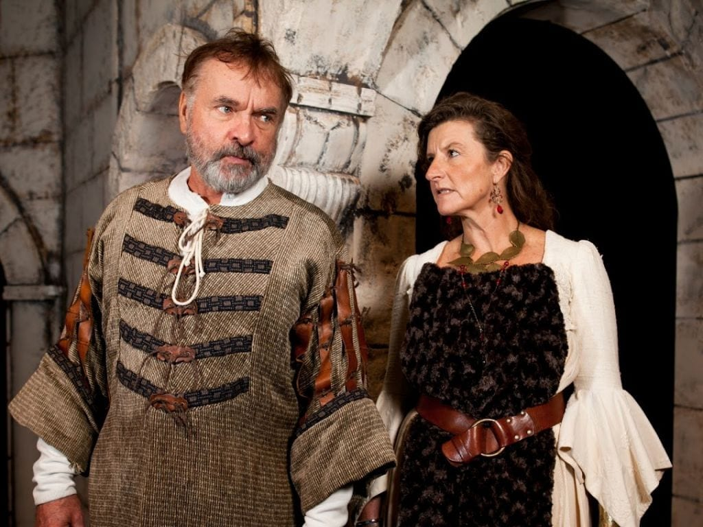THE LION IN WINTER explores medieval machinations
