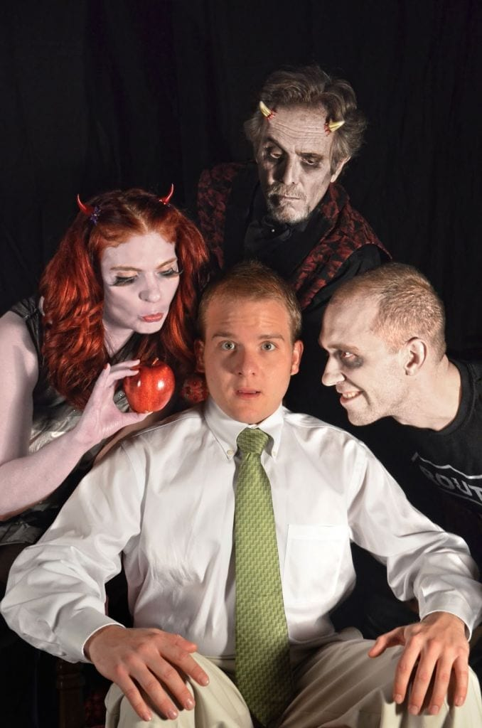 Silver Summit's SCREWTAPE makes the best of a screwed up script
