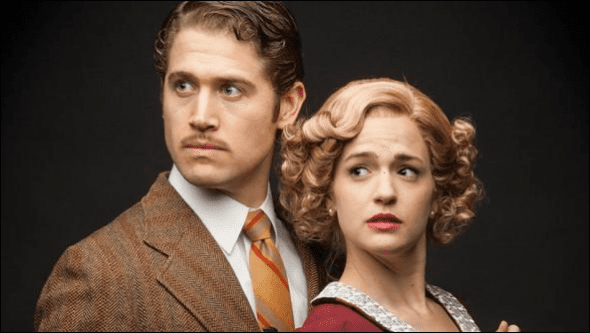 THE 39 STEPS leads to an adventure in laughs