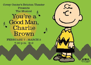 Covey Center's CHARLIE BROWN carried by stellar performances