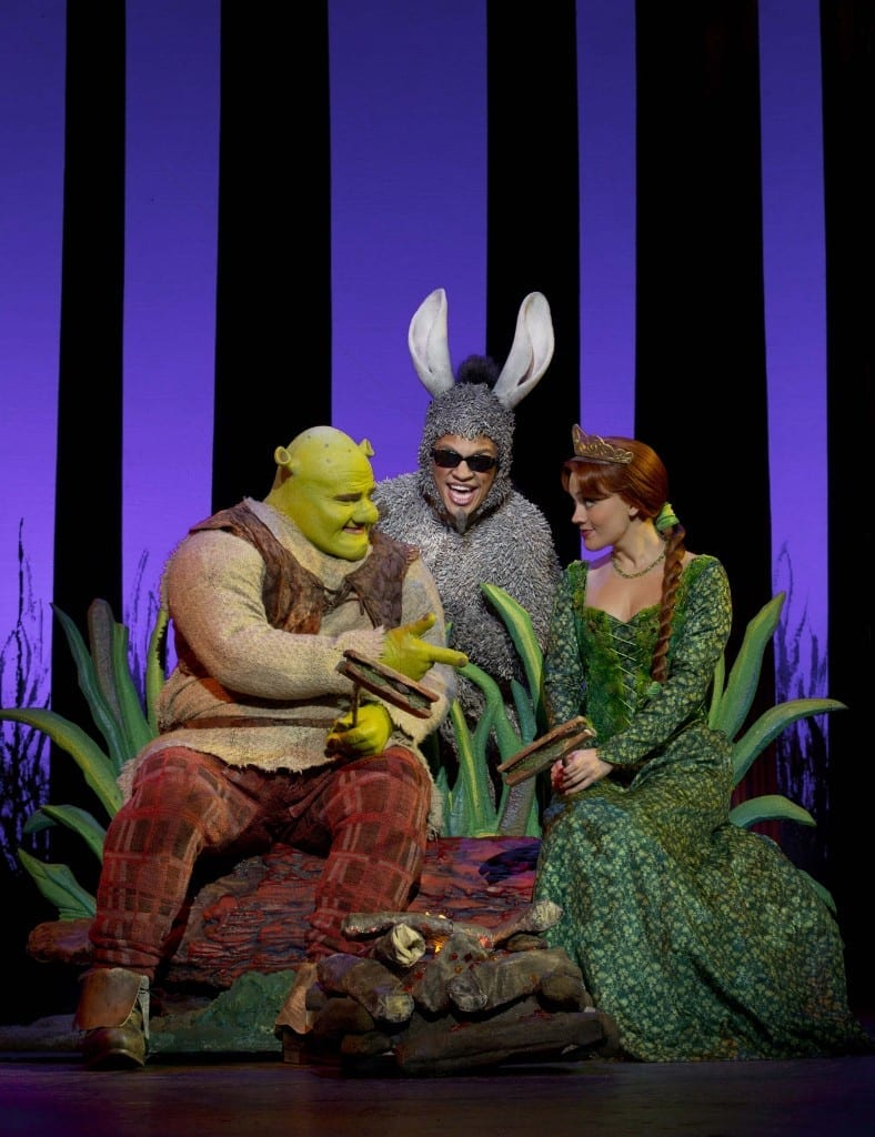 SHREK THE MUSICAL is monstrously fun