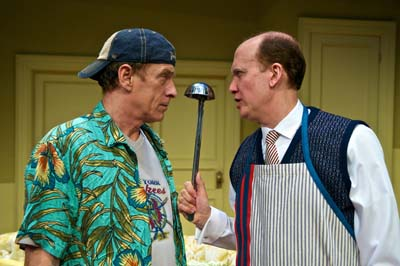 Take a hilarious trip to the 1960s with THE ODD COUPLE