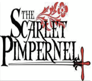 Riverton's SCARLET PIMPERNEL is youthful and fun