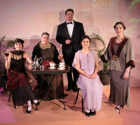 Enchanted April - Covey Center