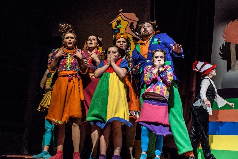 SEUSSICAL pleased visually, lacked depth