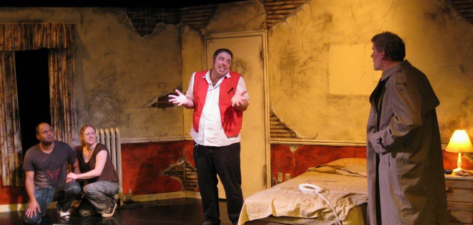 A Behanding in Spokane 2 - Hive Theatre