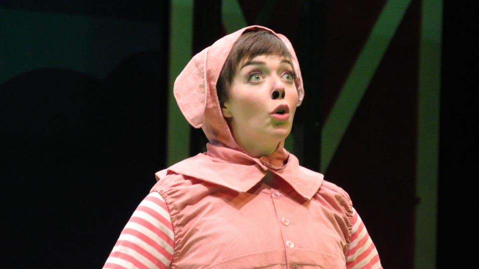 """A """"radiant"""" production of CHARLOTTE'S WEB"""