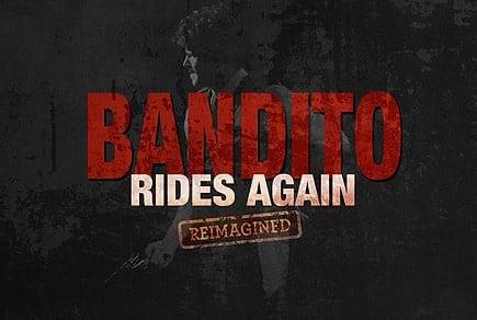 JUANITO BANDITO RIDES AGAIN–and steals the comic gold