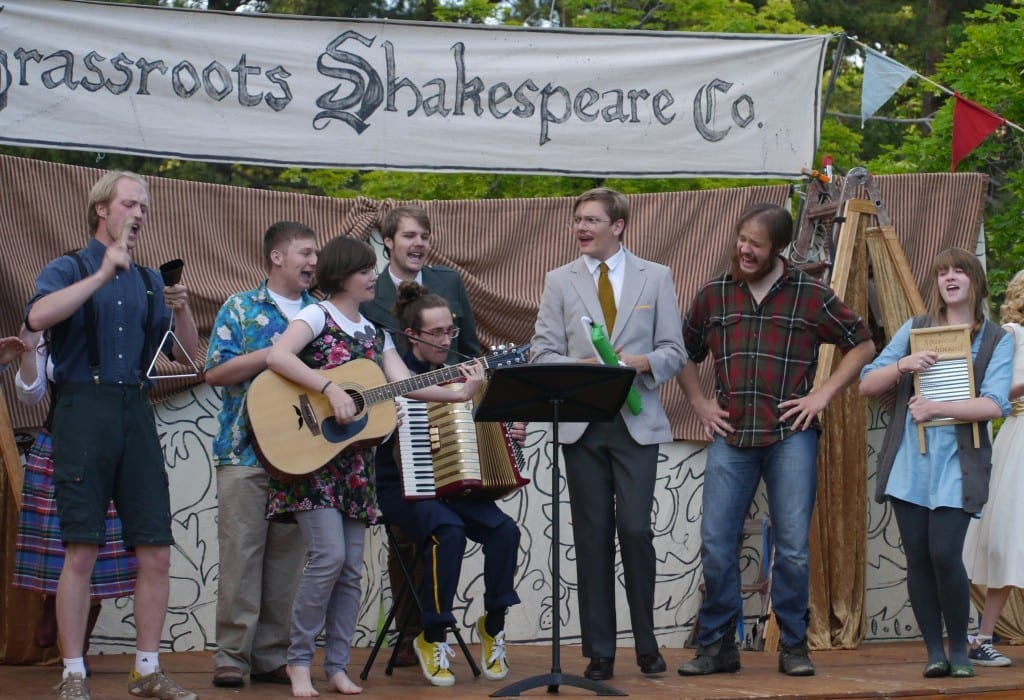 Much Ado About Nothing - Grassroots Shakespeare
