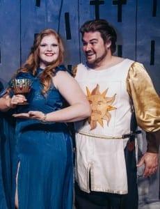 Spamalot 3 - Ziegfeld Theater