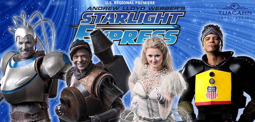 Starlight Express - Tuacahn