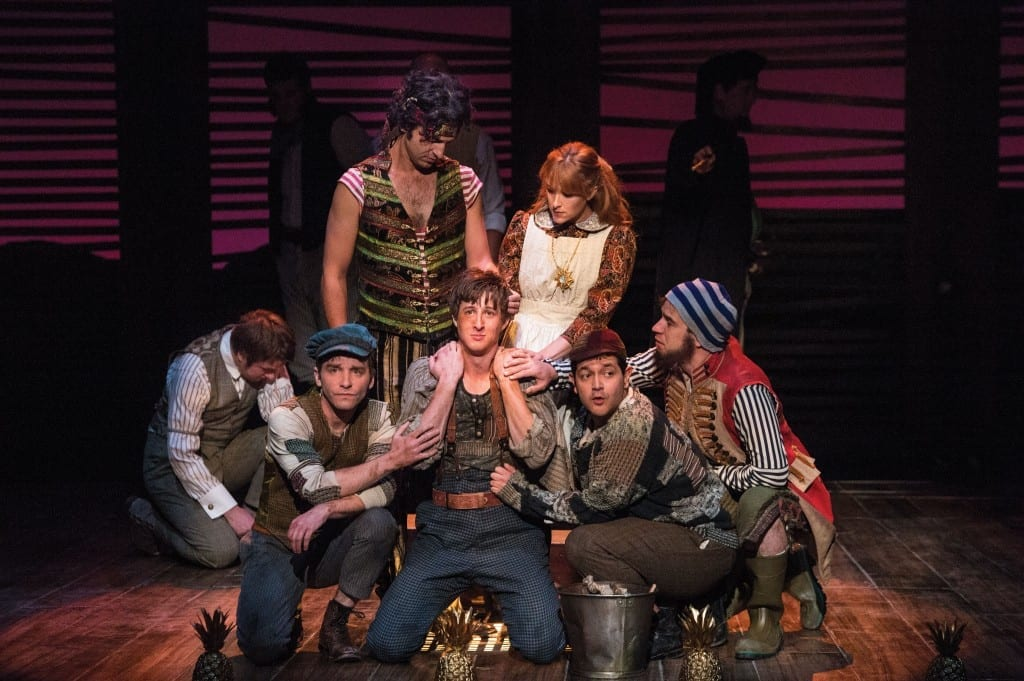 Peter and the Starcatcher - Utah Shakespeare Festival